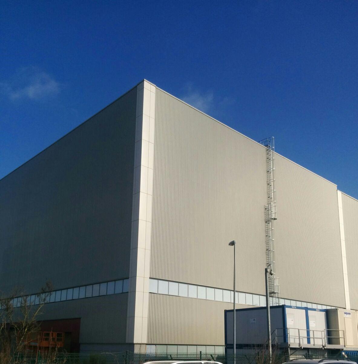 Constructie proiect DAIMLER Bremen